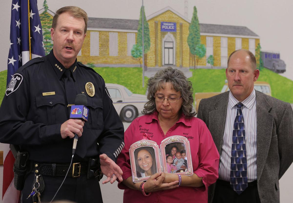 Estrada in Custody