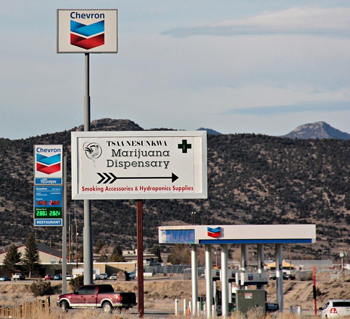 Ely Shoshone tribe's marijuana dispensary open for business