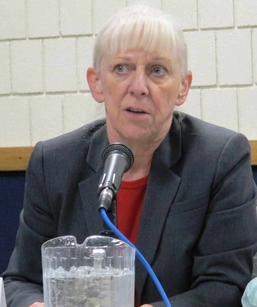Northeastern Nevada Regional Development Authority Executive Director Pam Borda