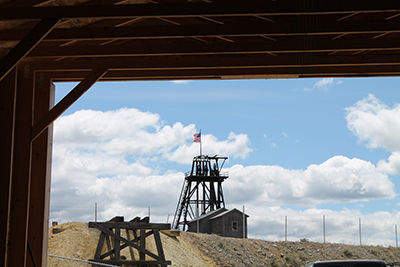 Montana Tech Underground Mine Education Center