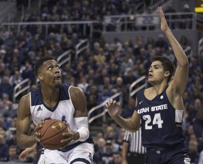 Utah St Nevada Basketball