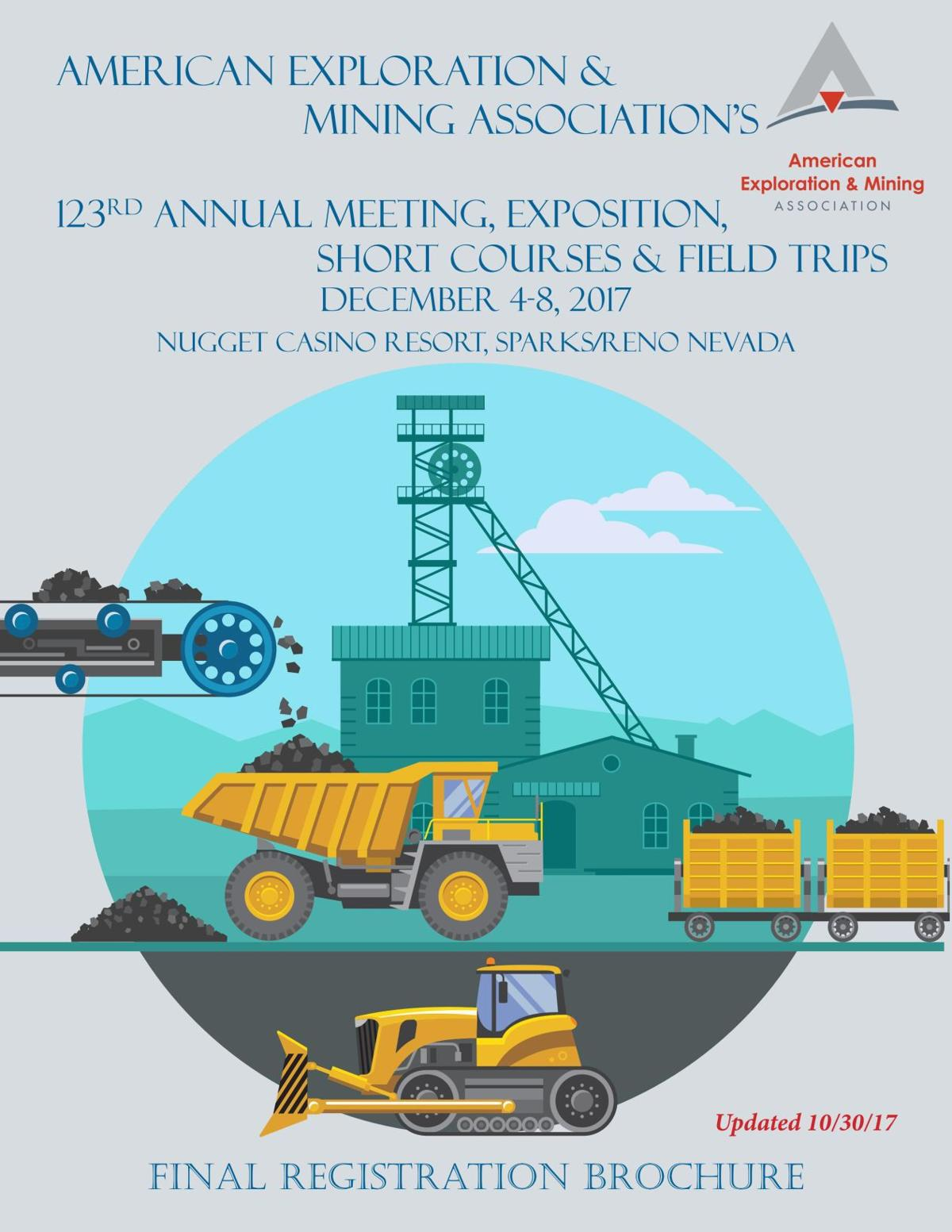 Mineral exploration sector to host meeting
