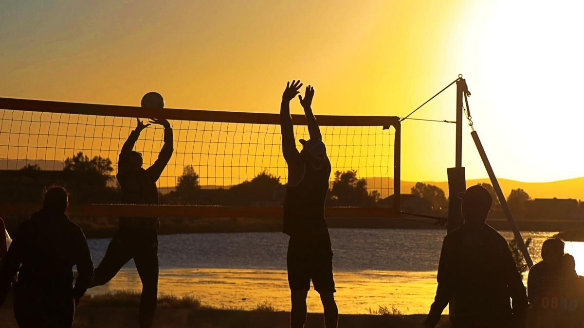 Spring Creek Marina Volleyball