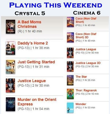 Local movies