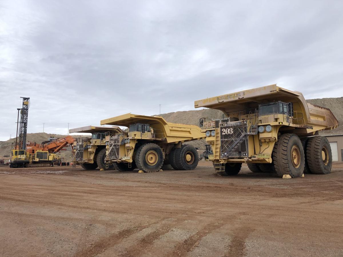 Hycroft Mine - Fleet