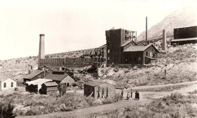 Cortez Mining District c1916