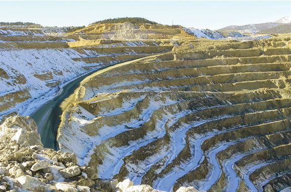 Robinson Mine