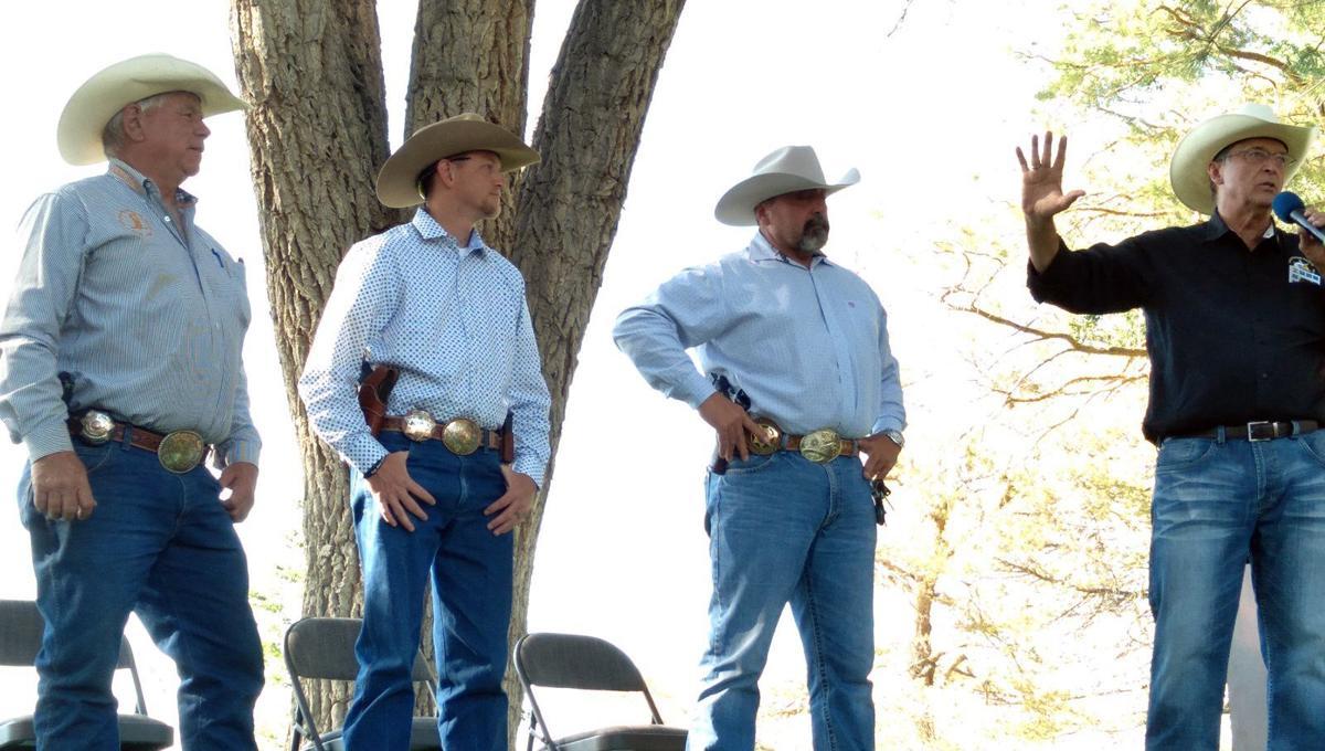 Northeastern Nevada sheriffs honored