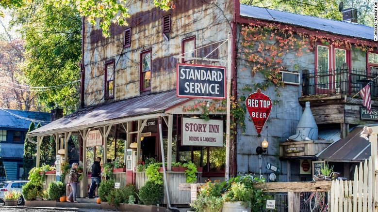 A real life Schitt's Creek: Here's what it's like to own your own town