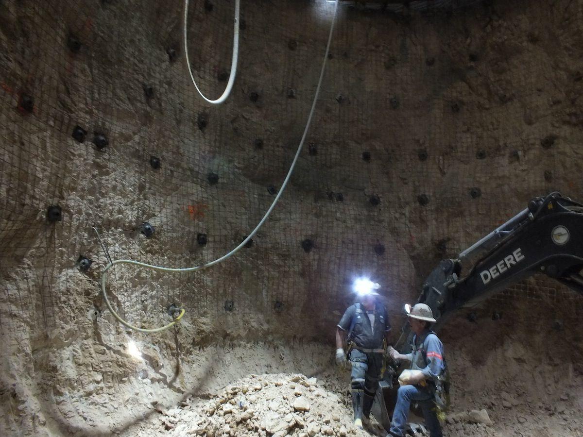 Nevada Copper's Pumpkin Hollow project