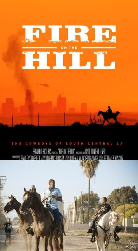 """""""Fire on the Hill"""""""