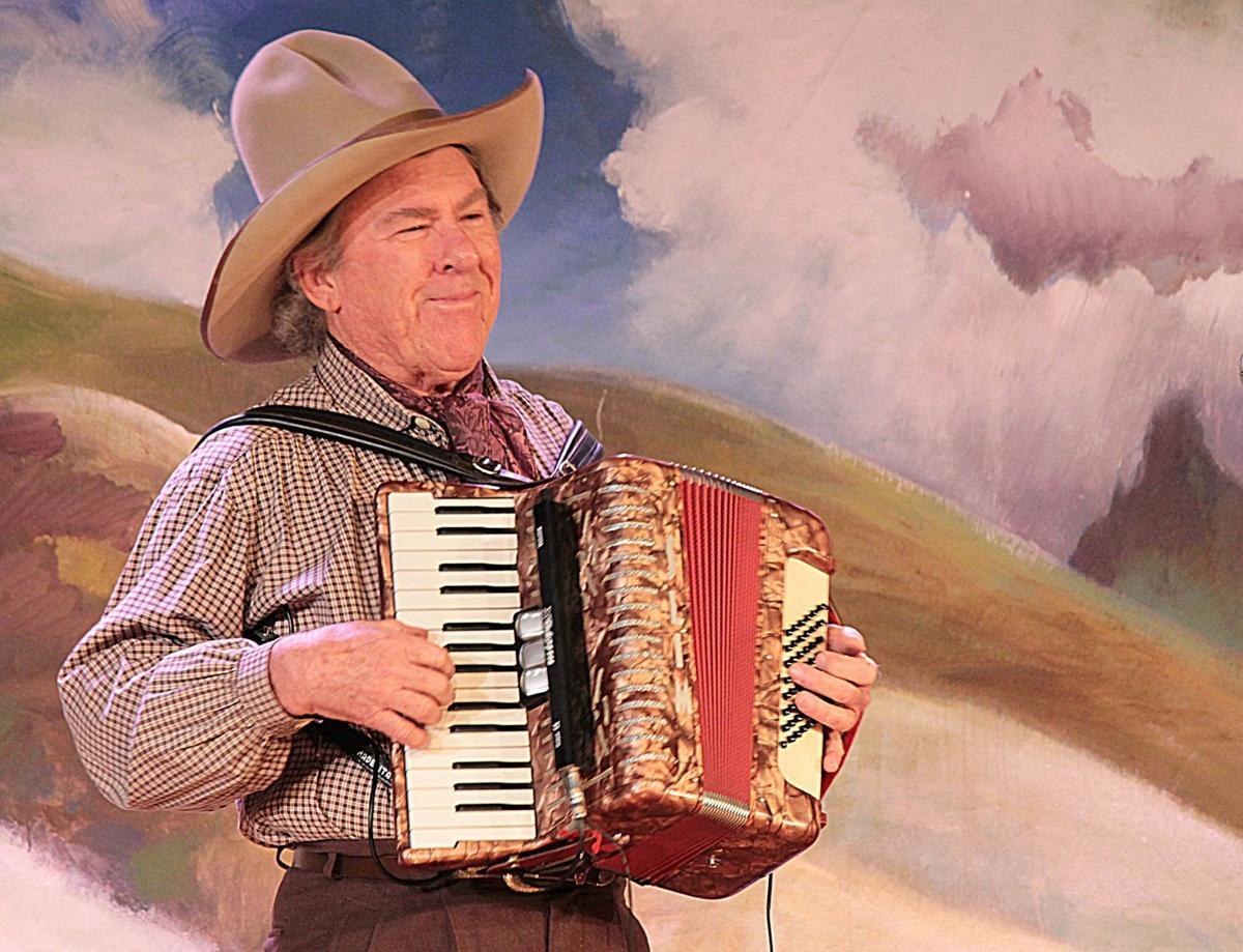 Sourdough Slim and accordion