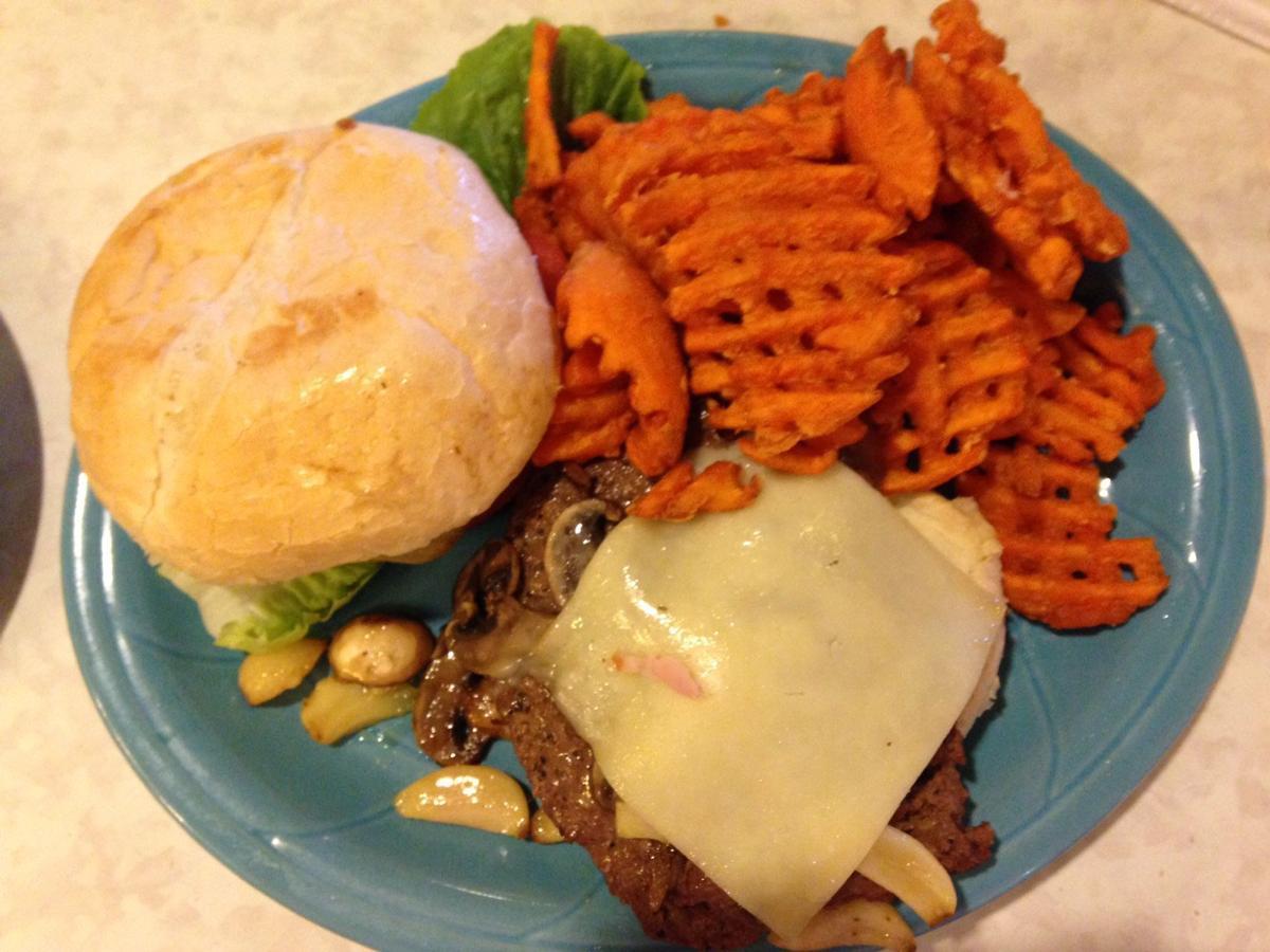 Best Burger, JR's Bar & Grill