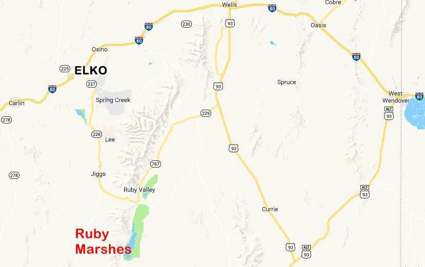 Small plane missing in Ruby Valley area, search resumes today ... on reno nevada to elko nevada, visit elko nevada, red lion casino elko nevada, colleges in elko nevada, google earth elko nevada,