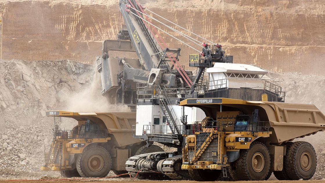 2014 Mining Year in Review | News | elkodaily com