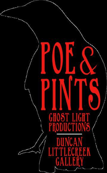 Ghost Light announces auditions for Poe & Pints