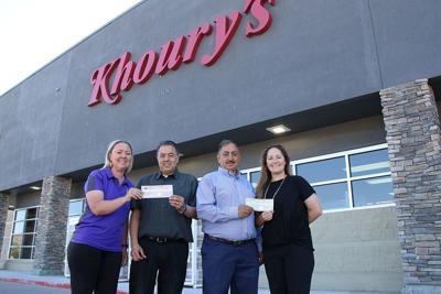 Khourys donate to Freedom Festival