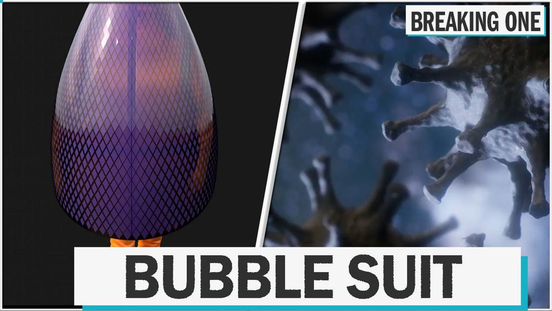 Company invents bubble suit to protect from coronavirus ...