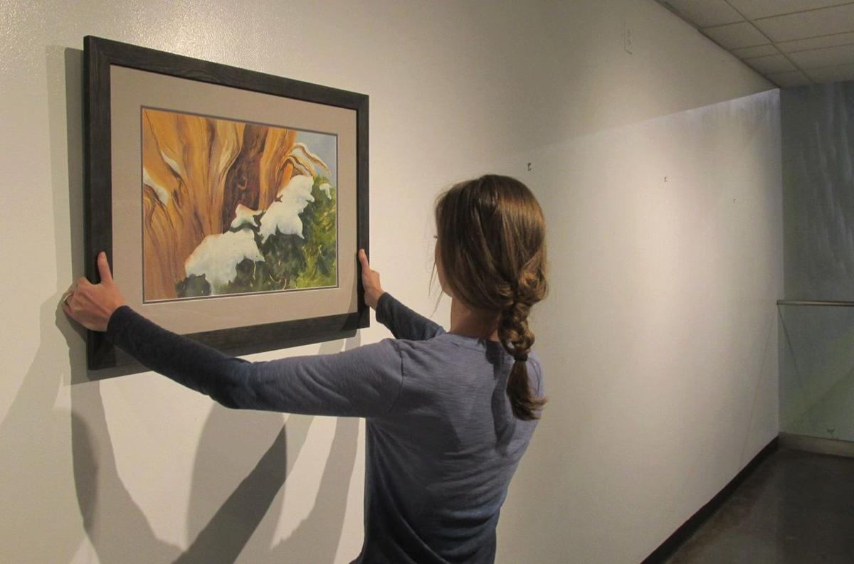Watercolor Exhibit Preview