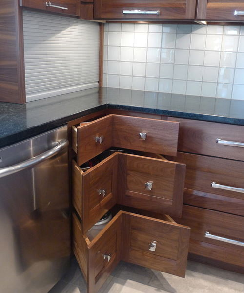 Clever Corner Drawers