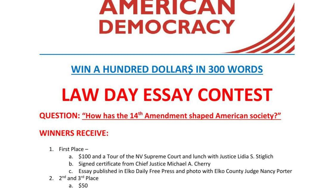 th amendment essay contest com
