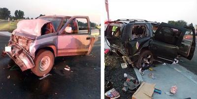 Fatal crash in Carlin