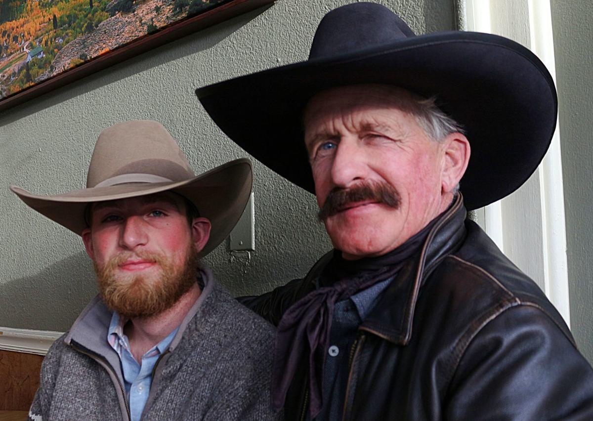 RW and Calvin Danner Hampton