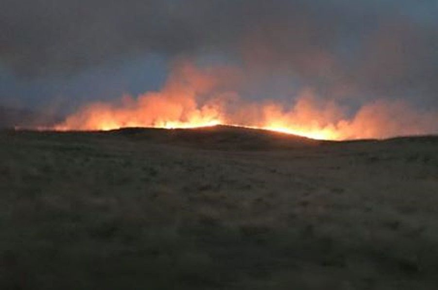 UPDATE: Voluntary evacuations at Wildhorse Estates due to wildfire