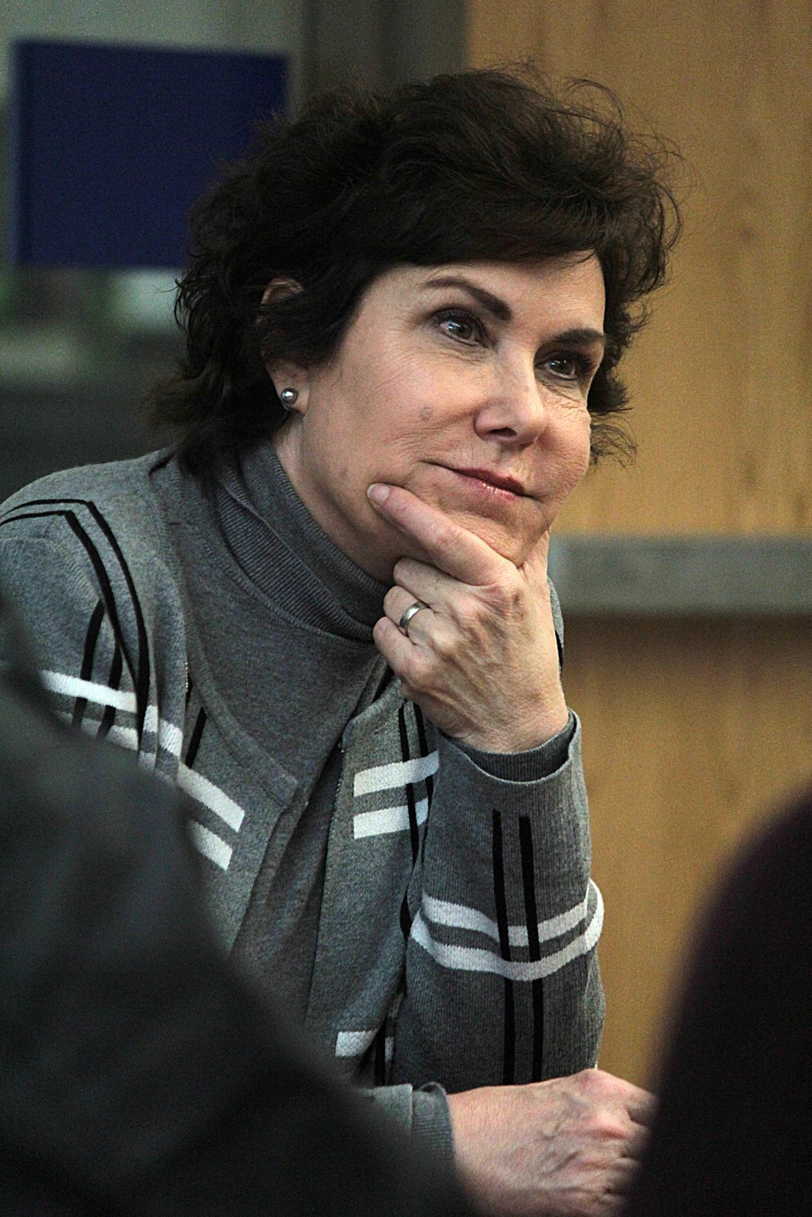 U.S. Senator Jacky Rosen