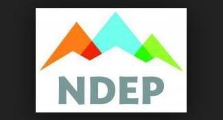 NDEP logo