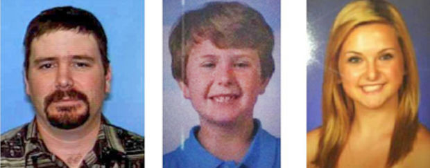 CORRECTION Burned Bodies Missing Children