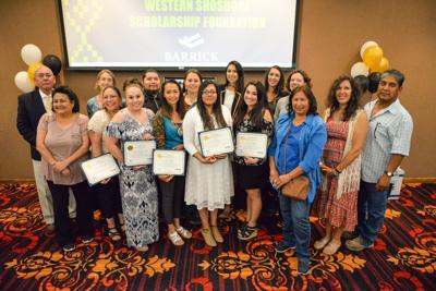 Western Shoshone Scholarship Foundation commemorates 10th anniversary