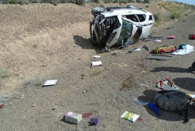 Fatal crash on Mountain City Highway