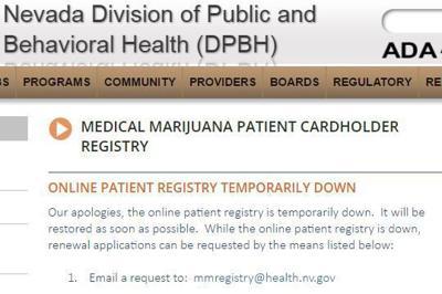 Medical marijuana database hacked