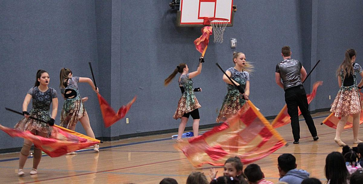 EHS color guard