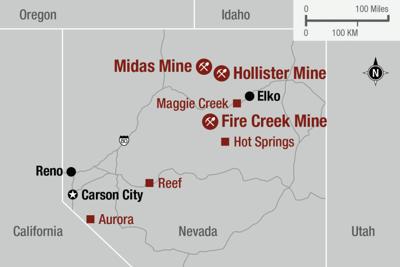 Hecla's Nevada assets
