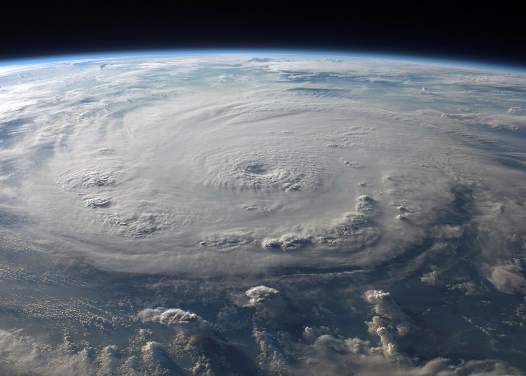 Climate change is making hurricanes more powerful