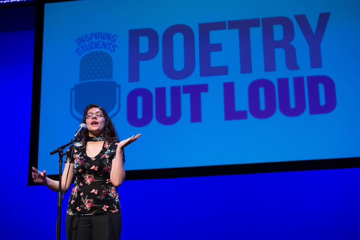 Nevada Poetry Out Loud