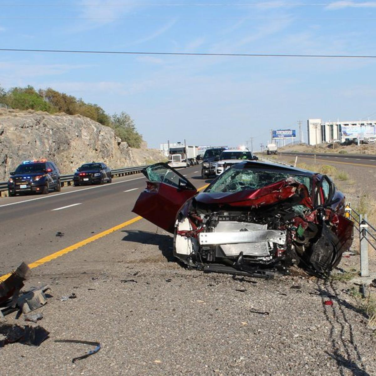 Two killed in wrong-way crash on I-80 in West Wendover