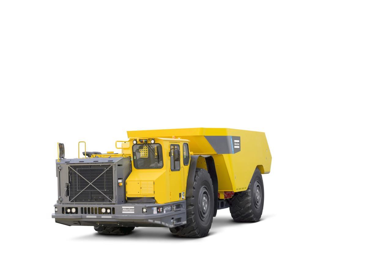 Atlas Copco unveils high capacity haul truck