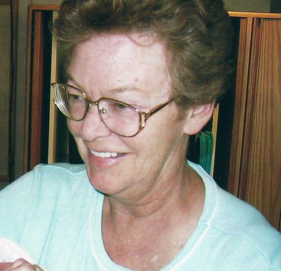 Edna Leola Marshall