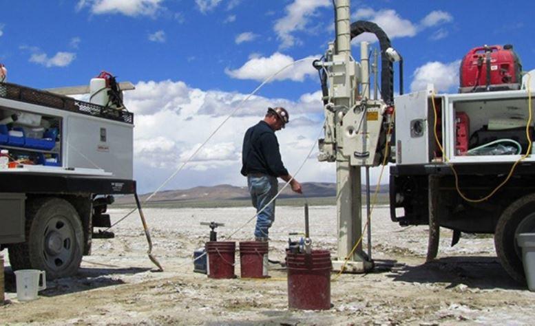 Nevada Exploration drilling