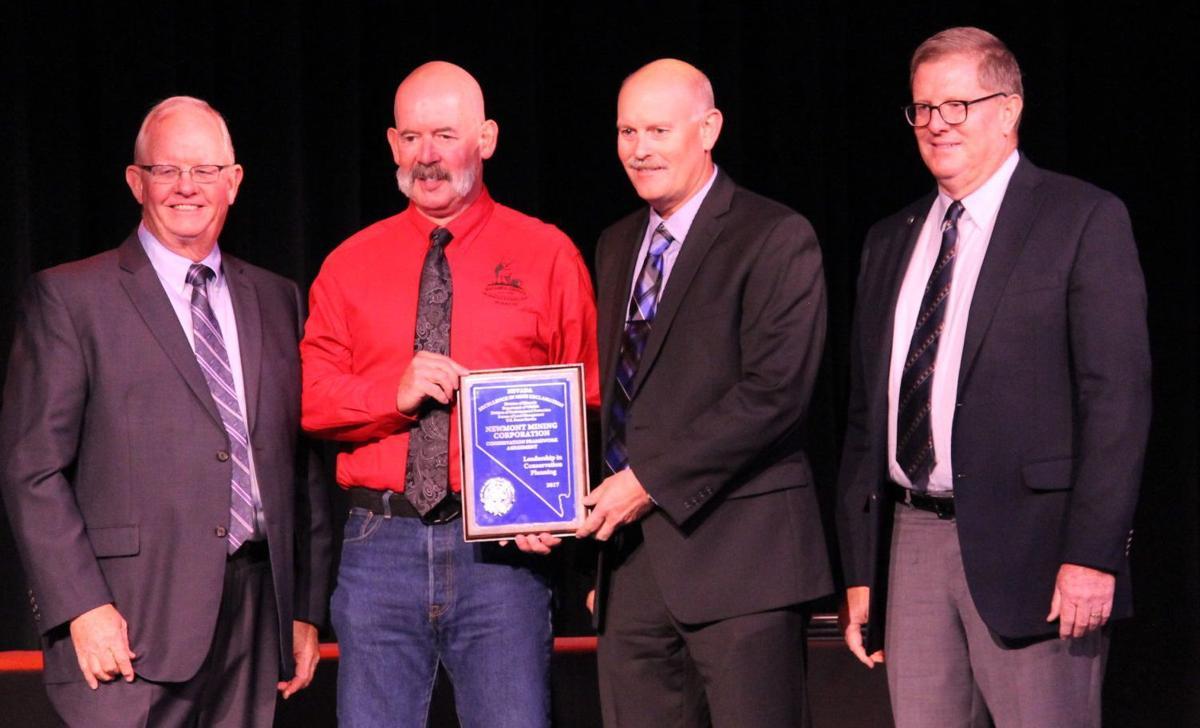 NvMA reclamation award