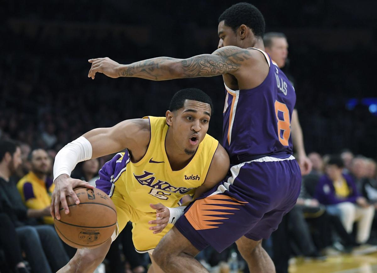Lakers Cavaliers Trade Basketball