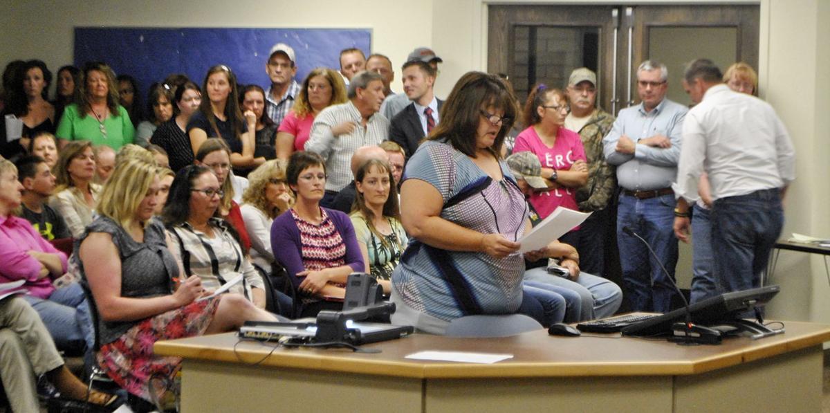 Board denies transgender request