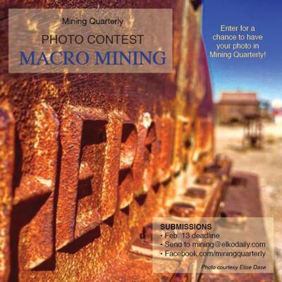 Photo contest: 'Macro' Mining