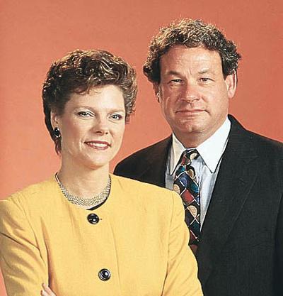 Steve & Cokie Roberts