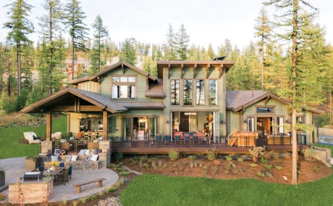 Woman Wins Montana Dream Home As Part Of Hgtv Giveaway