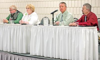 2011 Mayor candidates forum