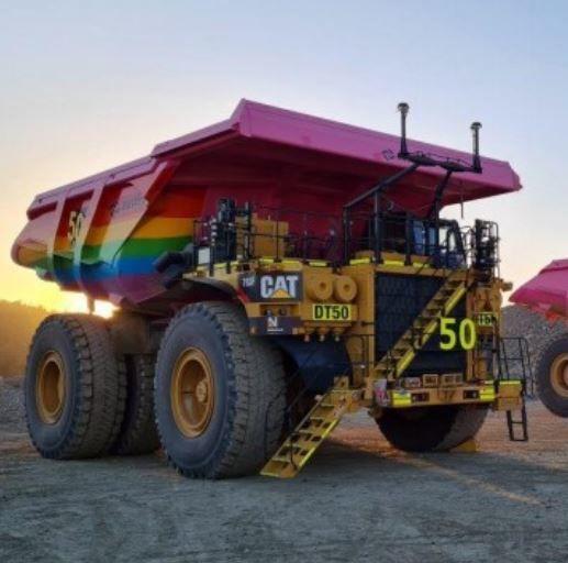 Autonomous haul truck